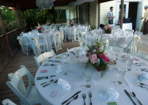 Country Chic Farmhouse Wedding Reception Local Venue