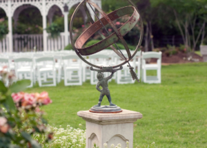 Garden Wedding Venue Decor College Station