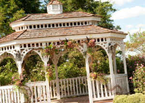 Garden Wedding Ceremony Details Ideas