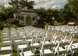 Bryan College Station Wedding Gazebo Ceremony Venue