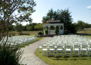 Outdoor Wedding Gazebo Ceremony Venue