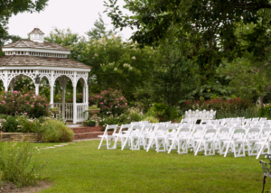Romantic Destination Garden Wedding Venue