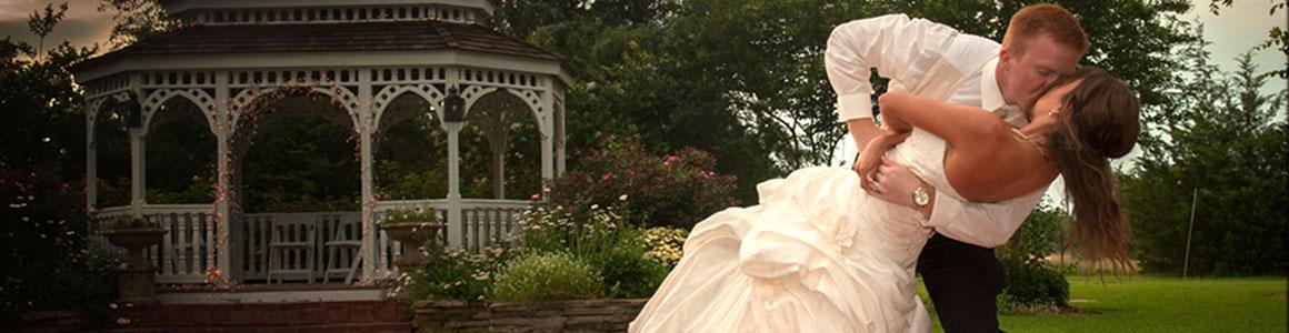 Texas Garden Wedding Venue